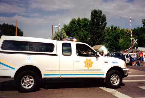 Larimer County Sheriff Ford F150 - a photo on Flickriver