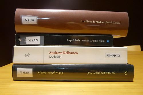 Museu Marítim. Biblioteca. Propostes literàries
