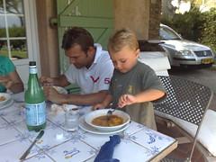 Lorenzo & Tommaso (Ton de Jong) Tags: tommaso lorenzo 2009 staygulf