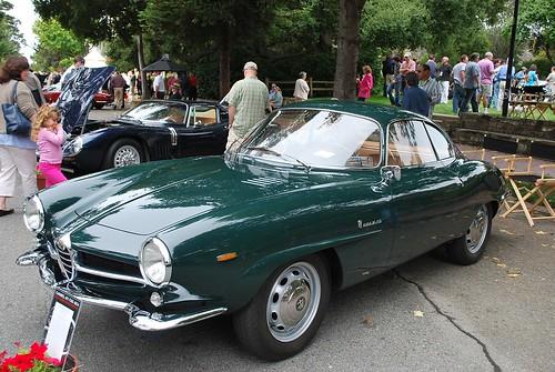 1963 Alfa Romeo Giulia SS