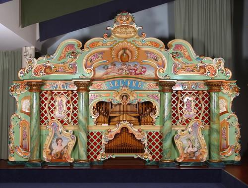 002-Organo  Mortier para danza y baile realizado entre 1913 y 1931-Copyright Nationaal Museum van Speelklok tot Pierement
