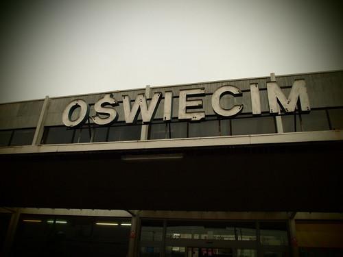 Oswiecim station