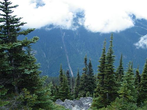 Alpine Walk - View of Peak to Peak