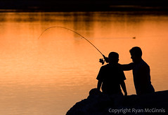 _MG_6893 (ryanmcginnisphoto) Tags: sunset two orange lake men love silhouette river evening kid fishing dad close time good father grandfather son hobby together cast age serenity teenager bond rod teaching copyspace closeness fatherhood investment retirement touching parenting raising passingon