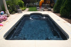 Signature Pools - Roman 19 Model by Leisure Pools