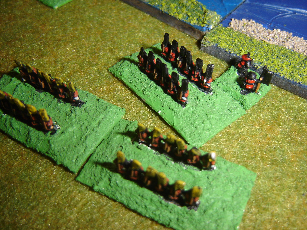Yamagata Samurai thrown back