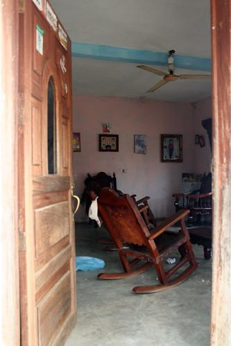 Malpica - Looking in Doorway