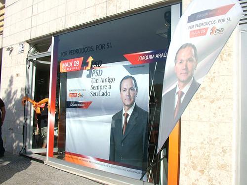 Sede Candidatura PSD Pedrouços