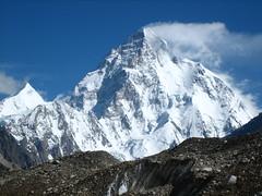 K2, Karakorum (Trekking Baltoro, Pakistan) (Amaia eta Gotzon)