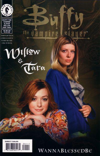 Buffy the Vampire Slayer: Willow and Tara: Wannablessedbe