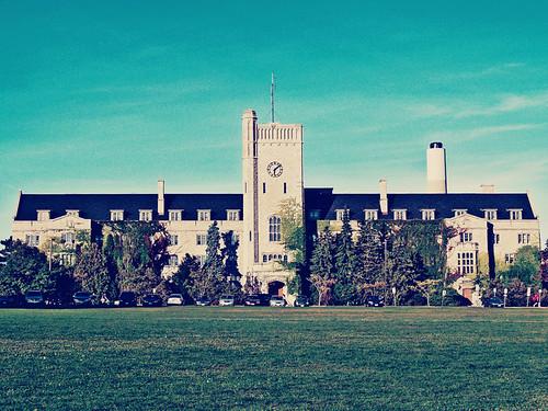johnston hall