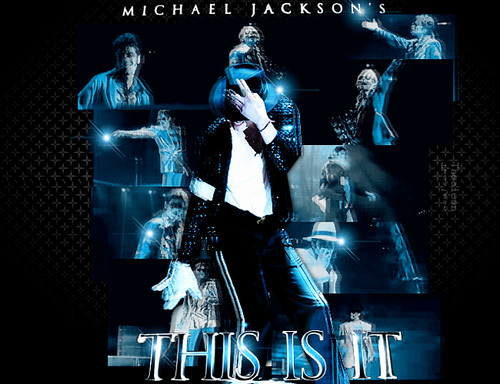 Michael Jackson - This Is It by TheLean.
