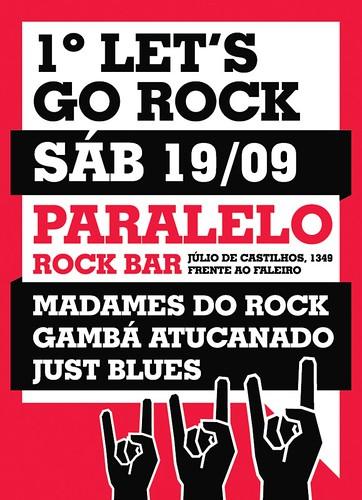 1º Let's Go Rock por Rodrigo Müller
