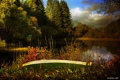 Ard Boat (1) (Shuggie!!) Tags: landscape scotland williams karl loch trossachs hdr ard aberfoyle karlwilliams magicunicornverybest magicunicornmasterpiece newgoldenseal