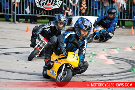 Pocket Bike Racers