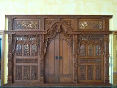 Puerta (DLMFOTOS) Tags: door espaa geotagged puerta madera lanzarote canarias islas marqueteria papagayoarena geo:lat=28859082 geo:lon=13798616