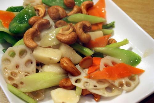 Yishensu Stir Fried Vegeteable