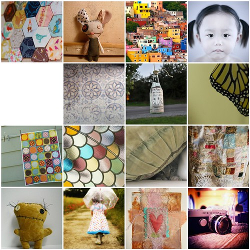 Inspiration Mosaic - September 2009 (2) (Copyright Hanna Andersson)