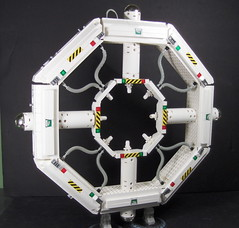 Almagest Mapping Ring (Ludgonious) Tags: station toy liu all lego map space ring them mapping rule scfi almagest mocpages