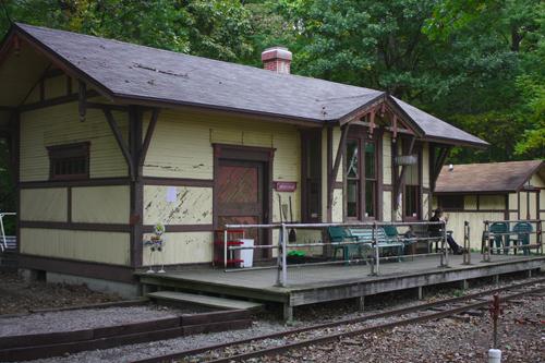 former Craigville Train Depot