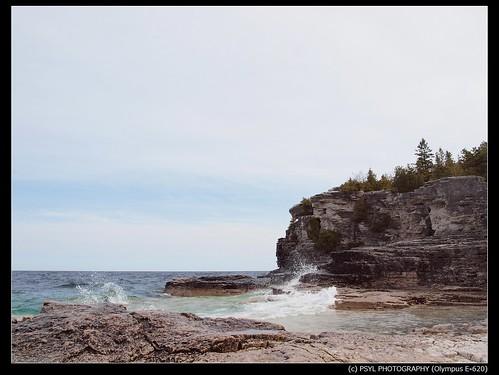 Indian Head Cove, Bruce Peninsula National Park