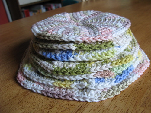 Stack o' Dishcloths