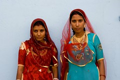 Shopping together (niyatee) Tags: india rural women village haryana