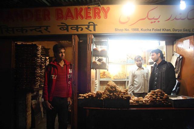 City Landmark - Sikander Bakery, Kucha Faulad Khan