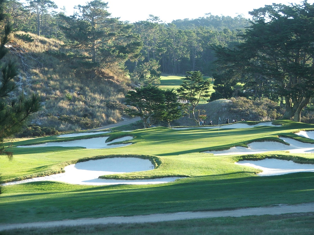 playing the top 100 golf courses in the world cypress point golf club