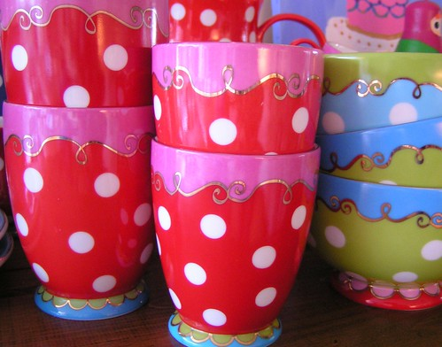 oilily crockery