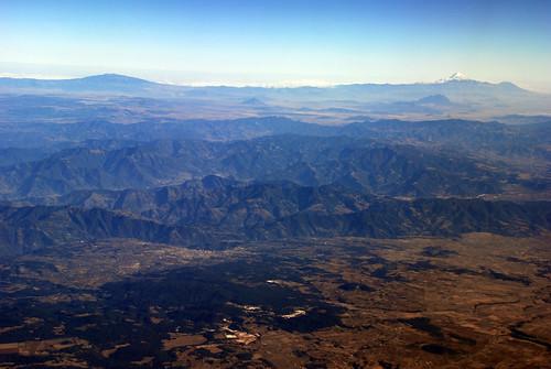 pico de orizaba. Perote y Pico de Orizaba