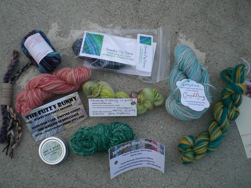 Phat Fiber January Box- More Samples!