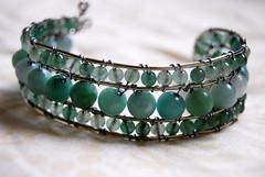Deep Forest Bracelet