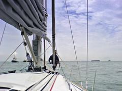 Sailing and Smoking