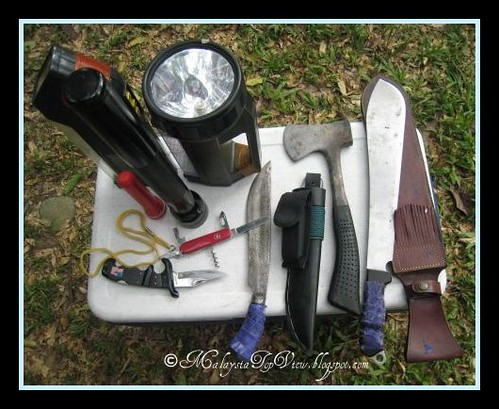 Camping Tools by you.