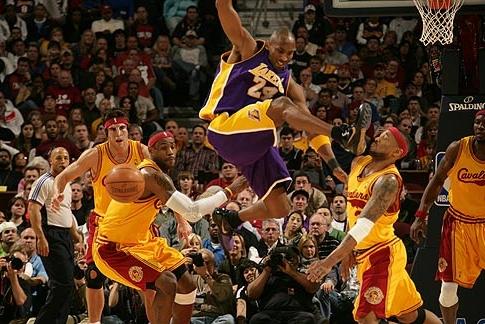 Kobe kick