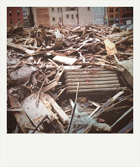 15th Street Tavern Wreckage