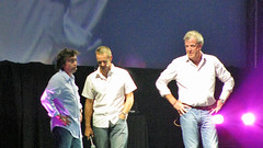 Jeremy Clarkson, Richard Hammond & Greg Murphy