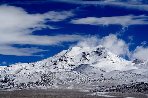 Parque Nacional Sajama - Bolívia