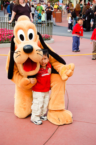With Pluto