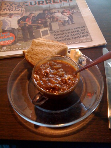 Turkey tortilla soup @ Quicksands Cafe & Bakery