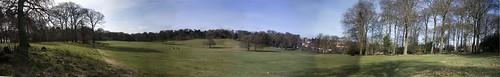 Lightwood Park panorama