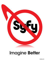 No Syfy!