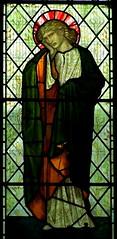 St John, Llantrisant (robin.croft) Tags: church wales stainedglass stjohn williammorris burnejones llantrisant morrisco midglamorgan edwardburnejones
