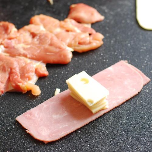 Ham. Swiss. Chicken.