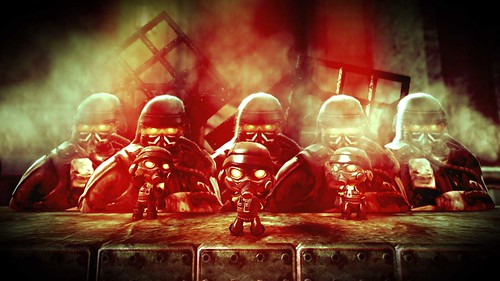 LittleBigPlanet Killzone mini pack