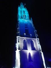 Onze lieve vrouwetoren Amersfoort (wendy_wendy) Tags: sony amersfoort onzelievevrouwetoren langejan sonydscw40 amersfoort750