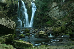 Posforth gill (conradconradconrad) Tags: water canon waterfall yorkshire gill posforth 400d