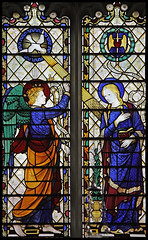 The Annunciation (Comper)