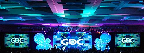 GDC Keynote Stage